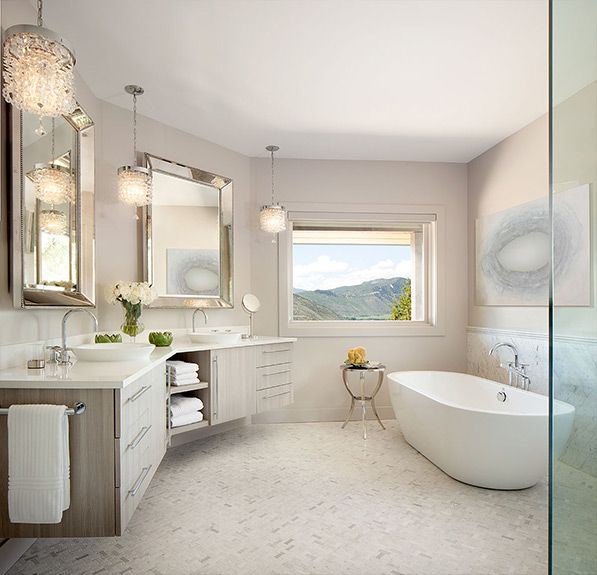 bathroom design denver | interior design services | runa novak