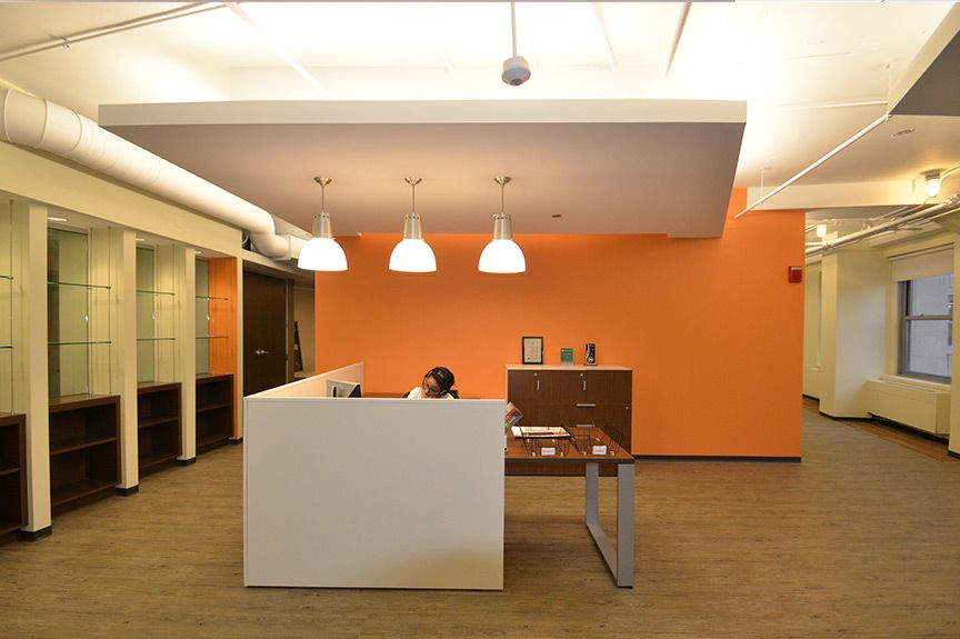 List of Synonyms and Antonyms of the Word: office reception area design