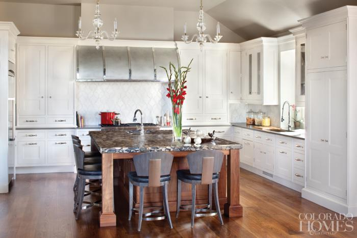 Christopher Peacock Kitchen runa novak | colorado homes and lifestyle magazine | kitchens